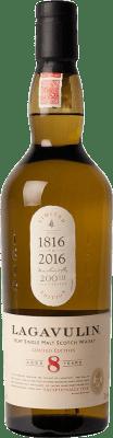 59,95 € Free Shipping | Whisky Single Malt Lagavulin 8 Años United Kingdom Bottle 70 cl