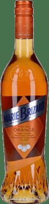 19,95 € Envío gratis | Triple Seco Marie Brizard Grand Orange Francia Botella 70 cl