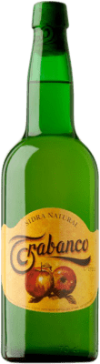 3,95 € Free Shipping | Cider Trabanco Natural de Asturias Principality of Asturias Spain Bottle 75 cl