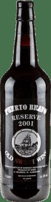 5,95 € Free Shipping | Spirits Puerto Bravo Reserva Spain Missile Bottle 1 L