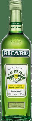 11,95 € Envío gratis   Pastis Pernod Ricard Plantes Fraiches Francia Botella 70 cl