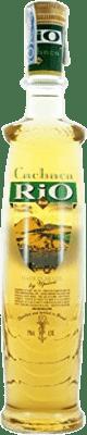 32,95 € Envío gratis | Cachaza Río Brasil Botella 70 cl