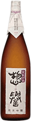 48,95 € Envío gratis | Sake Kimoto Junmai Ginjo Japón Botella 72 cl