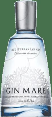32,95 € Free Shipping | Gin Gin Mare Farolillo Spain Bottle 70 cl