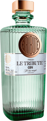45,95 € Free Shipping | Gin Le Tribute Gin Spain Bottle 70 cl