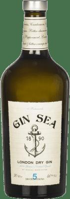 15,95 € Kostenloser Versand | Gin Sea Gin Spanien Flasche 70 cl