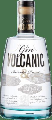 29,95 € Kostenloser Versand | Gin Volcanic Gin Spanien Flasche 70 cl