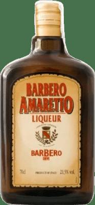 6,95 € Envoi gratuit | Amaretto Barbero Italie Bouteille 70 cl