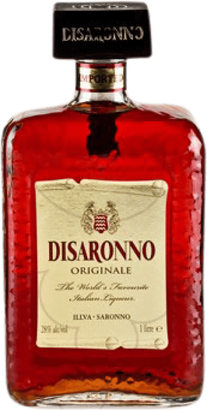 18,95 € Envío gratis   Amaretto Disaronno Italia Botella Misil 1 L