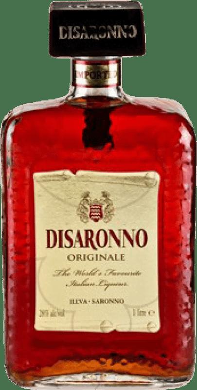 18,95 € Kostenloser Versand   Amaretto Disaronno Italien Rakete Flasche 1 L