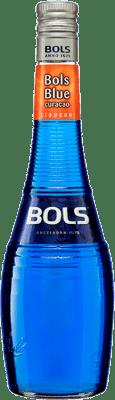 9,95 € Envío gratis | Triple Seco Bols Curaçao Blue Países Bajos Botella 70 cl