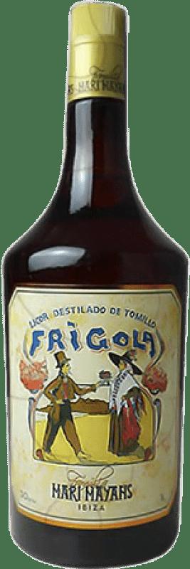 13,95 € Envío gratis | Digestivo Frigola España Botella Misil 1 L