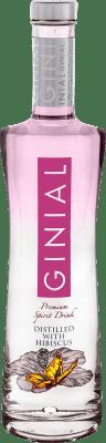15,95 € Envío gratis | Licores Ginial España Botella 70 cl