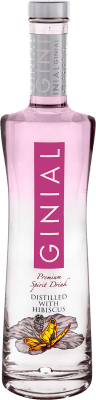 17,95 € Free Shipping | Spirits Ginial Spain Bottle 70 cl