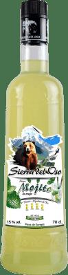 12,95 € Free Shipping | Spirits Mojito Sierra del Oso Spain Bottle 70 cl