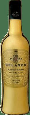 16,95 € Envío gratis | Pacharán Belasco España Botella 70 cl