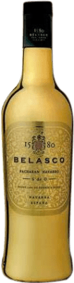 16,95 € Kostenloser Versand | Pacharán Belasco Spanien Flasche 70 cl