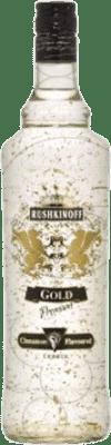 17,95 € Free Shipping   Spirits Antonio Nadal Rushkinoff Gold Cinnamon Spain Missile Bottle 1 L
