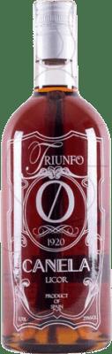 12,95 € Free Shipping | Spirits Triunfo 0 Licor de Canela Spain Bottle 70 cl