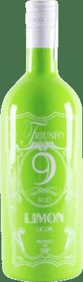 10,95 € Envoi gratuit | Schnapp Triunfo 9 Licor de Limón Espagne Bouteille 70 cl