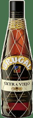 8,95 € Free Shipping | Rum Brugal Viejo Extra Añejo Dominican Republic Half Bottle 37 cl
