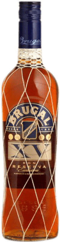 17,95 € Free Shipping | Rum Brugal XV Extra Añejo Reserva Dominican Republic Bottle 70 cl