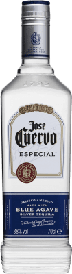 15,95 € Free Shipping | Tequila José Cuervo Especial Silver Blanco Mexico Bottle 70 cl