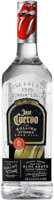 15,95 € Free Shipping | Tequila José Cuervo The Rolling Stones Blanco Mexico Bottle 70 cl