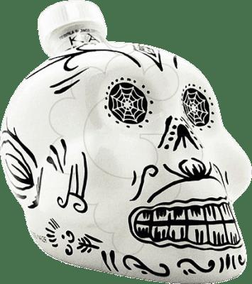 61,95 € Envoi gratuit | Tequila Kah Blanco Mexique Bouteille 70 cl