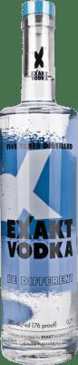 12,95 € Free Shipping | Vodka Exakt Sweden Bottle 70 cl