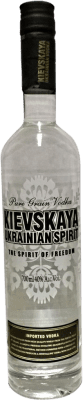 16,95 € Free Shipping | Vodka Kievskaya Ukraine Bottle 70 cl