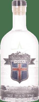 27,95 € Envoi gratuit | Vodka Mountain Islande Bouteille 70 cl