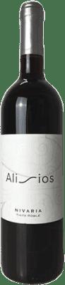 9,95 € 免费送货   红酒 Alisios Nivaria Roble Crianza D.O. Tacoronte-Acentejo 加那利群岛 西班牙 Listán Black, Tintilla, Listán White, Negramoll 瓶子 75 cl