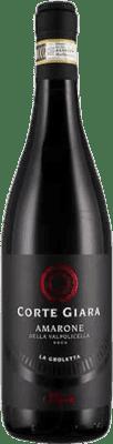 29,95 € Envío gratis | Vino tinto Allegrini Amarone Corte Giara Crianza Otras D.O.C. Italia Italia Corvina, Rondinella Botella 75 cl
