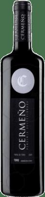 4,95 € 免费送货   红酒 Cermeño Collita D.O. Toro 卡斯蒂利亚莱昂 西班牙 Tempranillo 瓶子 75 cl