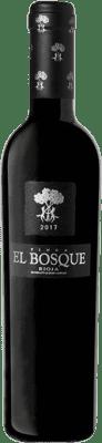46,95 € Free Shipping | Red wine Sierra Cantabria Finca El Bosque D.O.Ca. Rioja The Rioja Spain Tempranillo Half Bottle 37 cl