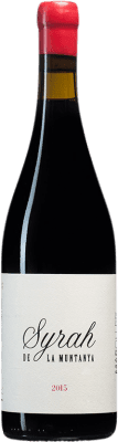 27,95 € Free Shipping | Red wine Mas Oller La Muntanya Crianza D.O. Empordà Catalonia Spain Syrah Bottle 75 cl