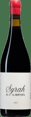 23,95 € Kostenloser Versand | Rotwein Mas Oller La Muntanya Crianza D.O. Empordà Katalonien Spanien Syrah Flasche 75 cl