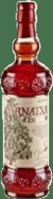 6,95 € Kostenloser Versand | Verstärkter Wein Oliveda D.O. Empordà Katalonien Spanien Grenache Weiß, Garnacha Roja Flasche 75 cl