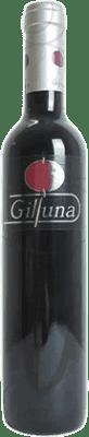 18,95 € Envio grátis | Vinho fortificado Gil Luna 2006 Castela e Leão Espanha Tempranillo, Grenache Meia Garrafa 50 cl