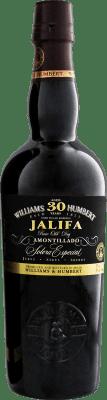 32,95 € Free Shipping | Fortified wine Jalifa 30 Años Amontillado D.O. Jerez-Xérès-Sherry Andalucía y Extremadura Spain Half Bottle 50 cl