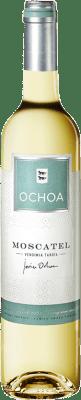14,95 € Бесплатная доставка | Крепленое вино Ochoa D.O. Navarra Наварра Испания Muscatel Половина бутылки 50 cl