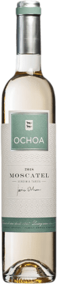 12,95 € Kostenloser Versand | Verstärkter Wein Ochoa D.O. Navarra Navarra Spanien Muscat Halbe Flasche 50 cl