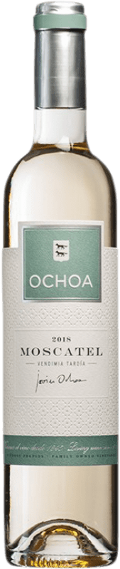 14,95 € Free Shipping | Fortified wine Ochoa D.O. Navarra Navarre Spain Muscatel Half Bottle 50 cl