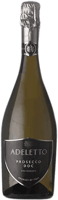 6,95 € Free Shipping | White sparkling Otros Adeletto Dry D.O.C. Prosecco Italy Glera Bottle 75 cl | Thousands of wine lovers trust us to get the best price guarantee, free shipping always and hassle-free shopping and returns.