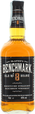18,95 € Free Shipping | Bourbon Benchmark United States Bottle 70 cl