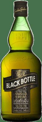 24,95 € Envío gratis | Whisky Blended Gordon Grahams Black Bottle Reserva Reino Unido Botella 70 cl