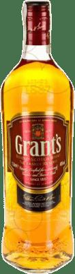 13,95 € Free Shipping | Whisky Blended Grant & Sons Grant's United Kingdom Missile Bottle 1 L