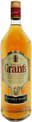 53,95 € Free Shipping | Whisky Blended Grant & Sons Grant's United Kingdom Jeroboam Bottle-Double Magnum 3 L
