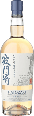 45,95 € Free Shipping | Whisky Blended Hatozaki Blended Reserva Japan Bottle 70 cl